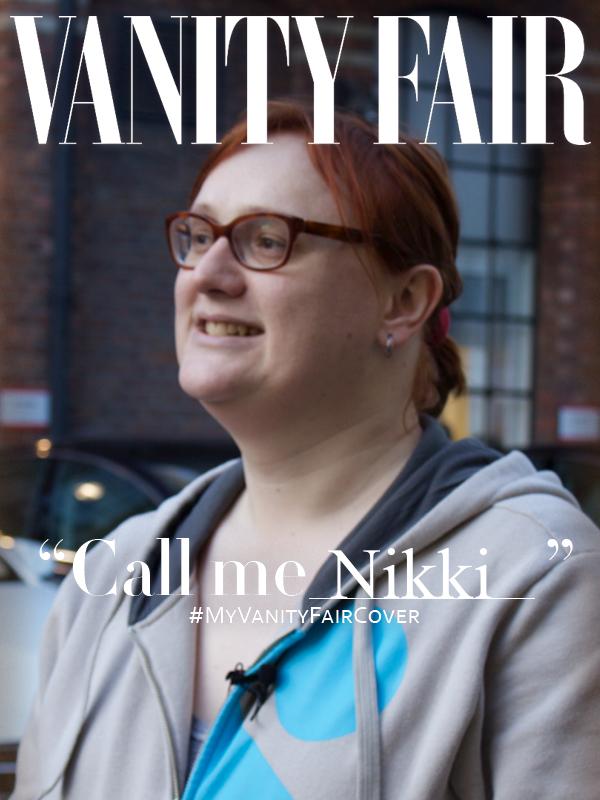 Nikki VF cover